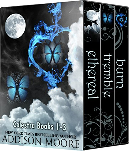 Celestra Series Boxed Set Books 1-3