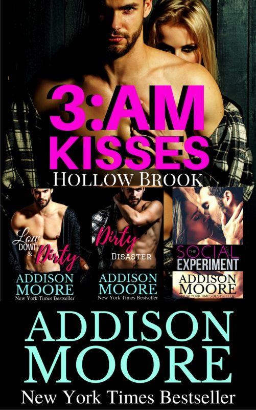 3:AM Kisses, Hollow Brook Boxed Set